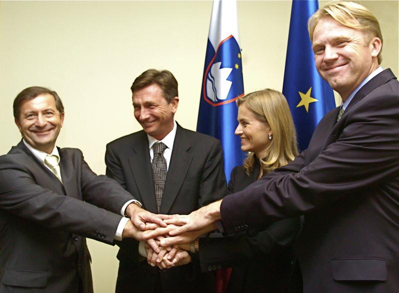 Prvaki nove vladne koalicije