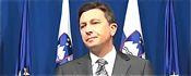 Pahor po izredni seji Vlade