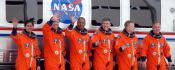 Raketoplan Discovery na zadnji misiji