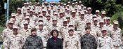 Jelušičeva ob vrnitvi vojakov iz Afganistana